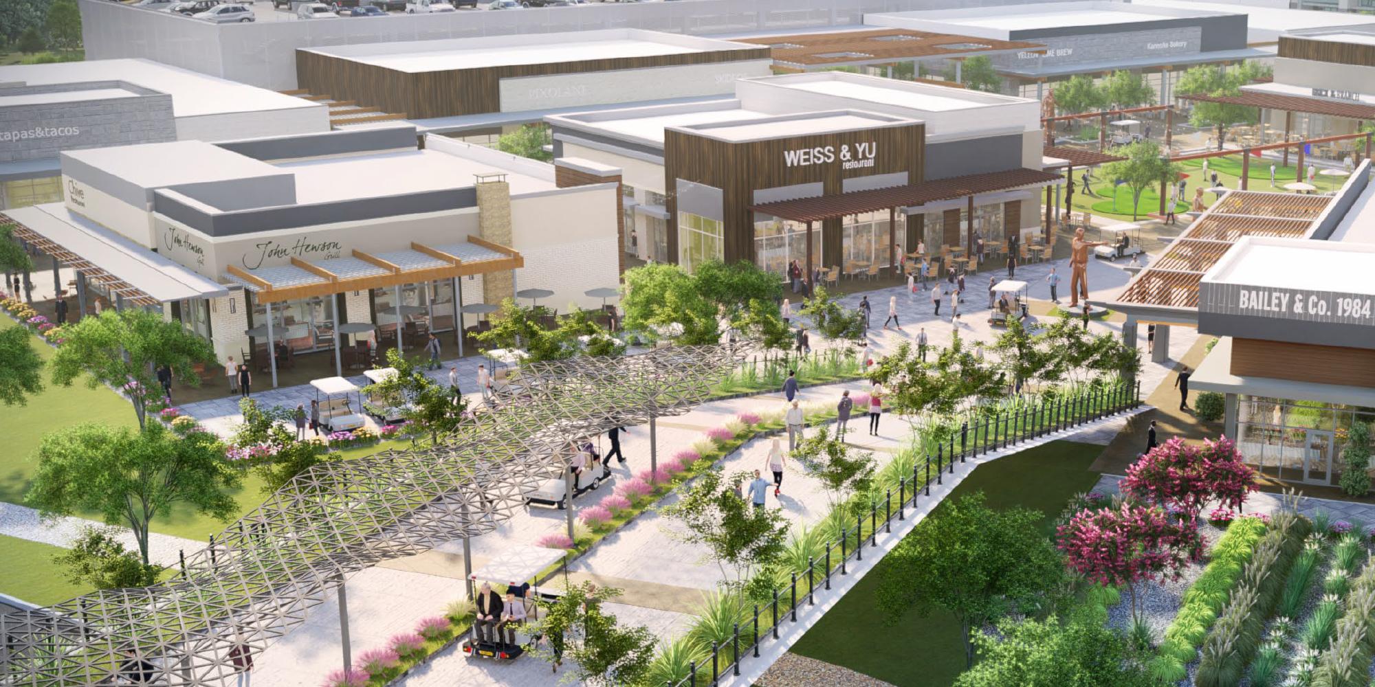 Frisco Entertainment Center