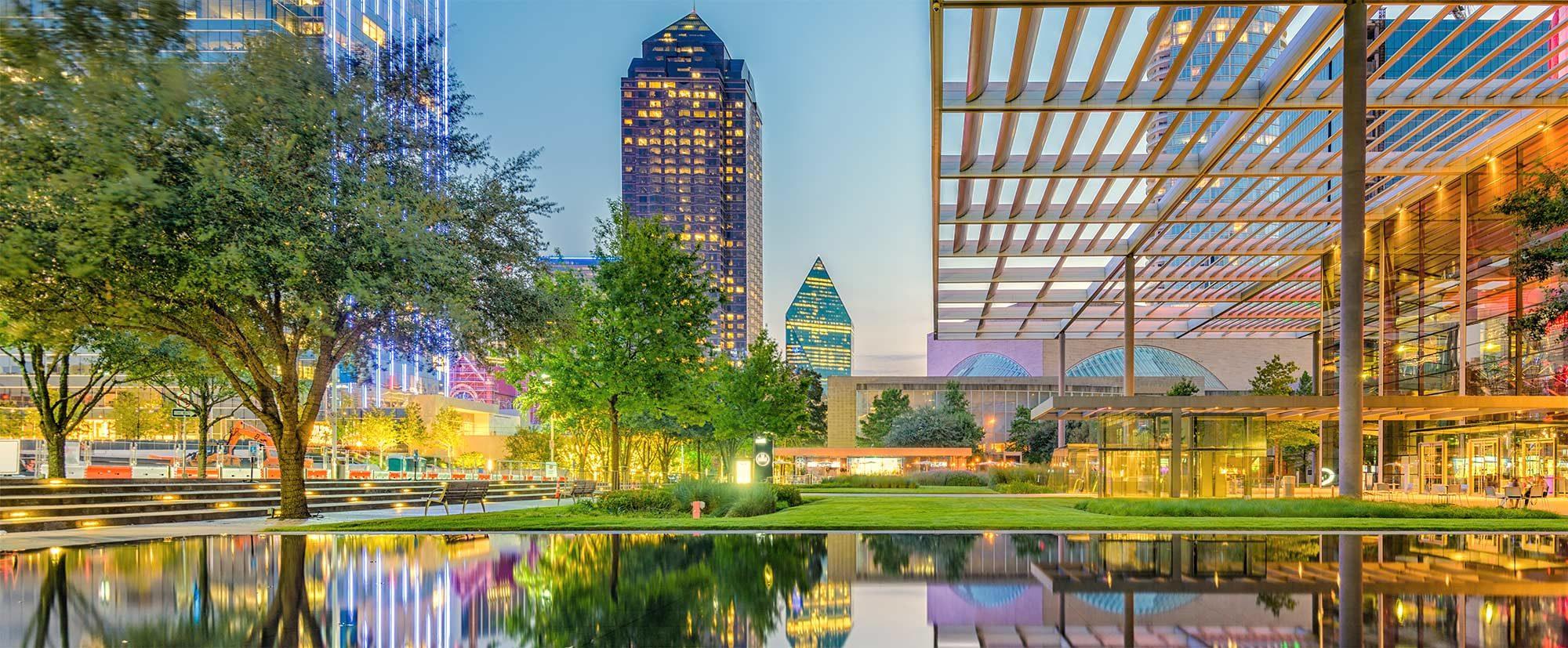 Dallas Arts District - Stillwater Capital